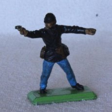 Figuras de Goma y PVC: SOLDADO FEDERAL BRITAINS LTD 1971 DEETAIL MADE IN ENGLAND US SOLDIER CIVIL WAR 5. Lote 67166925