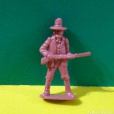 Figuras de Goma y PVC: FIGURA PLASTICO - PERSONAJE OESTE. Lote 67347146