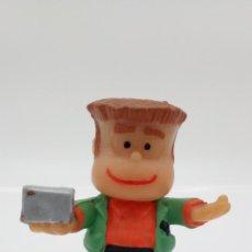 Figuras de Goma y PVC: FIGURA PVC MANOLITO, DE MAFALDA. QUINO. COMICS SPAIN, AÑOS 80. Lote 67427397