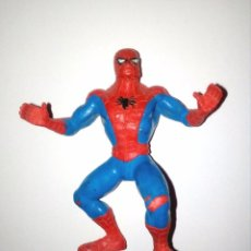 Figuras de Goma y PVC: ANTIGUA FIGURA EN GOMA PVC COMICS SPAIN MARVEL SPIDER-MAN SPIDERMAN SPIDER MAN - SUPERHEROE MUÑECO. Lote 67451109