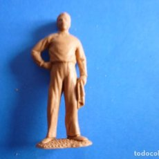 Figuras de Goma y PVC: SERIE FUTBOLISTAS JECSAN AÑOS 60. Lote 198230418