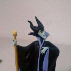 Figuras de Goma y PVC: FIGURA PVC MALÉFICA. Lote 67688581