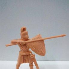 Figuras de Goma y PVC: FIGURA SERIE RICARDO CORAZON DE LEON . REAMSA . MONOCOLOR. Lote 67707905