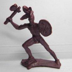 Figuras de Goma y PVC: FIGURA INDIO DE LAFREDO. Lote 67721933