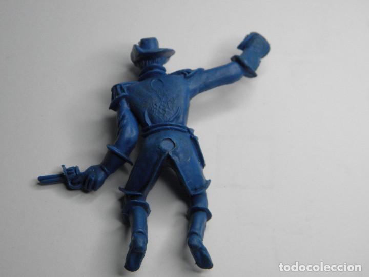Figuras de Goma y PVC: FIGURA YANQUI PARA CABALLO DE COMANSI - Foto 2 - 67872657