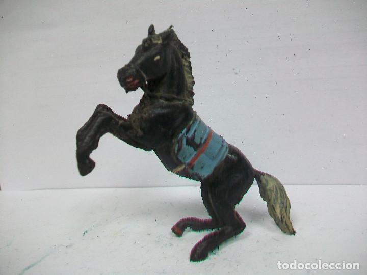 FIGURA CABALLO PECH HERMANOS - FIGURA HERMANOS PECH (Juguetes - Figuras de Goma y Pvc - Pech)