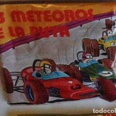 Figuras de Goma y PVC: SOBRE LOS METEOROS DE LA PISTA. Lote 68178585