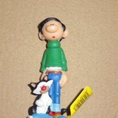Figuras de Goma y PVC: FIGURA GOMA PVC GASTON - PLASTOY. Lote 68233437