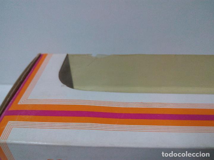 Figuras de Goma y PVC: COLECCION COMPLETA DE FEDERALES . REALIZADA POR OLIVER AÑOS 60 . CAJA ORIGINAL REF 1210 - Foto 13 - 68366301