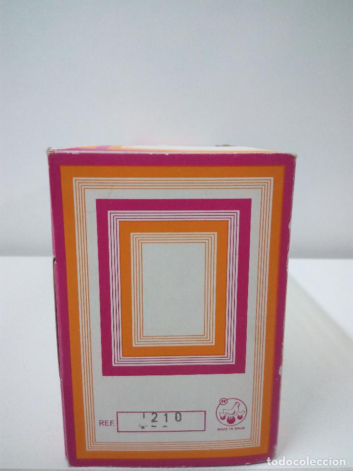 Figuras de Goma y PVC: COLECCION COMPLETA DE FEDERALES . REALIZADA POR OLIVER AÑOS 60 . CAJA ORIGINAL REF 1210 - Foto 14 - 68366301