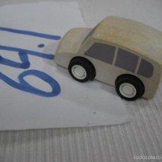 Figuras de Goma y PVC: COCHE - ENVIO INCLUIDO A ESPAÑA. Lote 68375693