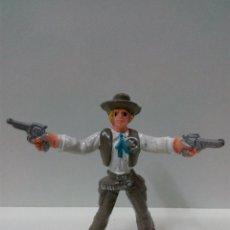 Figuras de Goma y PVC: SHERIFF . COMANSI. Lote 68386325