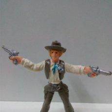 Figuras de Goma y PVC: SHERIFF . COMANSI. Lote 68386497