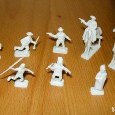 Figuras de Goma y PVC: MONTAPLEX - OESTE AMERICANO. Lote 68510945