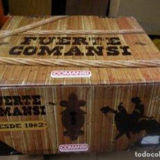Figuras de Goma y PVC: ESPECTACULAR FUERTE COMANSI CON MUCHAS FIGURAS Y ACCESORIOS. Lote 68608573