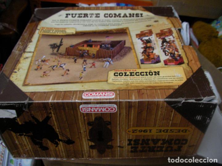 Figuras de Goma y PVC: ESPECTACULAR FUERTE COMANSI CON MUCHAS FIGURAS Y ACCESORIOS - Foto 2 - 68608573
