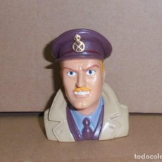 Figuras de Goma y PVC: FIGURA GOMA BUSTO PVC BLAKE Y MORTIMER - COMICS SPAIN. Lote 69216269