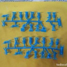 Figuras de Goma y PVC: MONTAPLEX- 2 COLADAS DE PRUSIA -NUMERO 166 COLOR AZUL. Lote 69254365