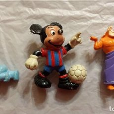 Figuras de Goma y PVC: LOTE 3 FIGURAS DISNEY PVC. Lote 69291561