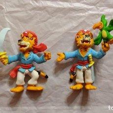Figuras de Goma y PVC: LOTE 3 FIGURAS PVC SERIE SANDOKÁN BRB - STAR TOYS. Lote 69295833