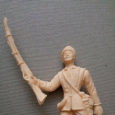 Figuras de Goma y PVC: FIGURA DE GOMA COMANSI TRAMPERO DEL OESTE WESTERN. Lote 69520730