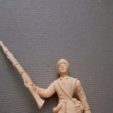 Figuras de Goma y PVC: FIGURA DE GOMA COMANSI TRAMPERO DEL OESTE WESTERN . Lote 69521190