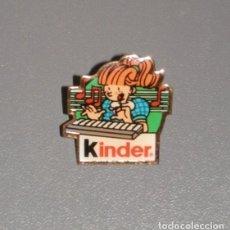 Figuras Kinder: PIN KINDER SUPRISE. Lote 69526069