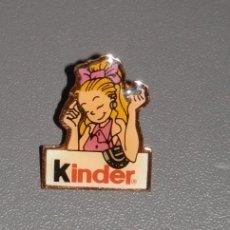 Figuras Kinder: PIN KINDER SUPRISE. Lote 69526193