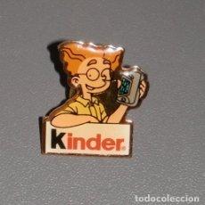 Figuras Kinder: PIN KINDER SUPRISE. Lote 69526313