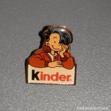 Figuras Kinder: PIN KINDER SUPRISE. Lote 69526445