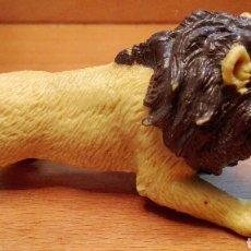 Figuras de Goma y PVC: C62 FIGURA SERIE ANIMALES LEON COMANSI 13X6CM. Lote 69538446