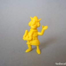 Figuras de Goma y PVC: DUNKIN VICKIE WICKIE FIGURA. Lote 69704677