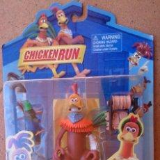 Figuras de Goma y PVC: FIGURA CHICKENRUN ROCKY, PLAYMATES BANDAI AÑO 2000. Lote 70204117
