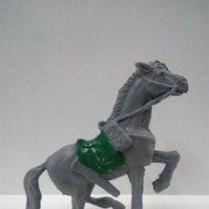 Figuras de Goma y PVC: CABALLO PARA VAQUERO - COWBOY - SOLDADO . PECH . AÑOS 60. Lote 70227289