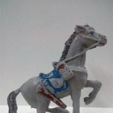 Figuras de Goma y PVC: CABALLO PARA VAQUERO - COWBOY - SOLDADO . PECH . AÑOS 60. Lote 70227333