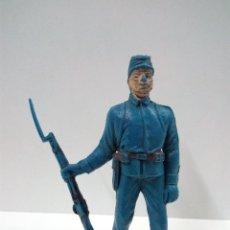 Figuras de Goma y PVC: SOLDADO FEDERAL . JECSAN. Lote 70280593