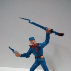 Figuras de Goma y PVC: SOLDADO FEDERAL . JECSAN. Lote 70314713