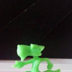 Figuras de Goma y PVC: ANTIGUA FIGURA DUNKIN PANTERA TIGRE PREMIUM.. Lote 70437189