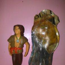 Figuras de Goma y PVC: ATREJU HISTORIA SIN FIN NEVERENDING STORY PVC GOMA FIGURAS MUNECOS . Lote 70468817