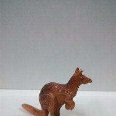 Figuras de Goma y PVC: CANGURO . SERIE FIERAS . PECH . AÑOS 50 EN GOMA. Lote 70481009