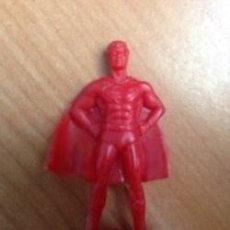Figuras de Goma y PVC: DUNKIN SUPERMAN RARA. Lote 87378540