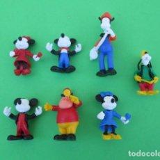 Figuras Kinder: LOTE DE 7 FIGURAS DISNEY DE KINDER. Lote 70549765