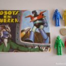 Figuras de Goma y PVC: SOBRE MONTAPLEX ORIGINAL AÑOS 70 ROBOTS EN GUERRA. MAZINGER Z.. Lote 153445096