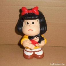 Figuras de Goma y PVC: FIGURA GOMA MAFALDA - MAIA BORGES PORTUGAL. Lote 71671535