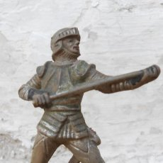 Figuras de Goma y PVC: CABALLERO MEDIEVAL DE REAMSA EN GOMA - JECSAN. Lote 71703011