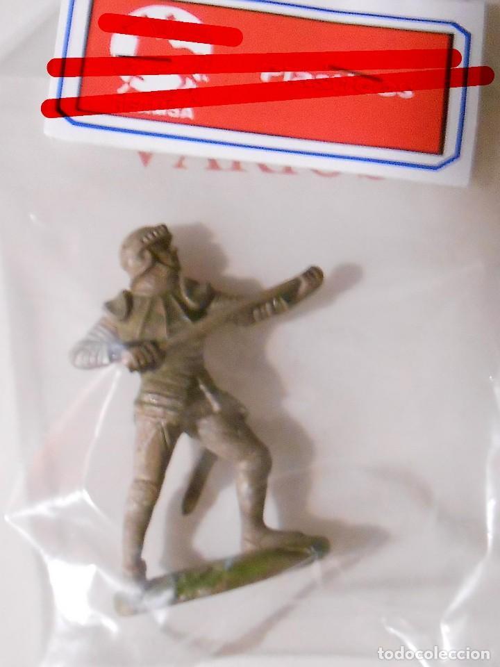 Figuras de Goma y PVC: Caballero medieval de Reamsa en goma - Jecsan - Foto 2 - 71703011