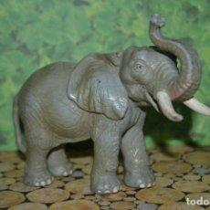 Figuras de Goma y PVC: FIGURA ELEFANTE SCHLEICH. Lote 71706159