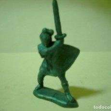 Figuras de Goma y PVC: FIGURA MEDIEVAL EN PLASTICO. Lote 71954155