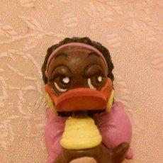 Figuras de Goma y PVC: WINNIE DE LA SERIE ALFRED J. KWAK AÑO 1990 SCHLEICH GERMANY. Lote 71954499