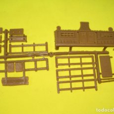 Figuras de Goma y PVC: MONTAPLEX-COLADA RANCHO OREGON- SERIE OESTE Nº 458-MUY RARO!!!!. Lote 72070091
